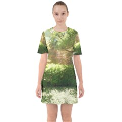 Highland Park 19 Sixties Short Sleeve Mini Dress by bestdesignintheworld