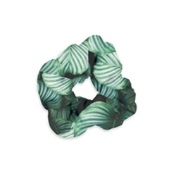 Tropical Florals Velvet Scrunchie by goljakoff