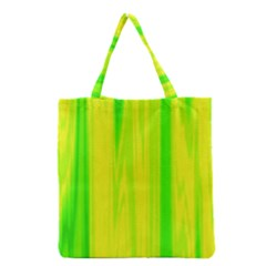 Shading Pattern Symphony Grocery Tote Bag