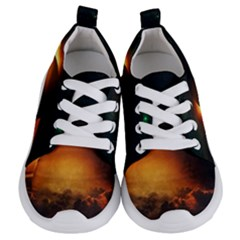 Saturn Rings Fantasy Art Digital Kids  Lightweight Sports Shoes