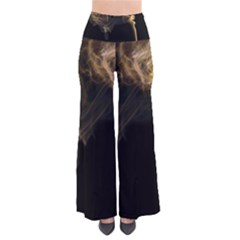 Smoke Fume Smolder Cigarette Air So Vintage Palazzo Pants by Sapixe