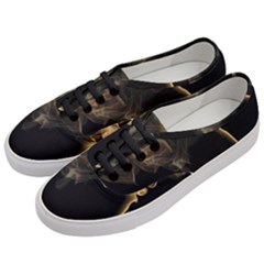 Smoke Fume Smolder Cigarette Air Women s Classic Low Top Sneakers by Sapixe