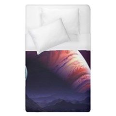 Space Art Nebula Duvet Cover (single Size) by Sapixe