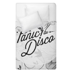 Panic At The Disco Flowers Duvet Cover Double Side (single Size) by Samandel
