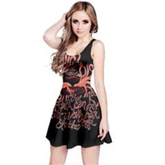 Panic At The Disco   Lying Is The Most Fun A Girl Have Without Taking Her Clothes Reversible Sleeveless Dress by Samandel