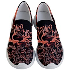 Panic At The Disco   Lying Is The Most Fun A Girl Have Without Taking Her Clothes Women s Lightweight Slip Ons