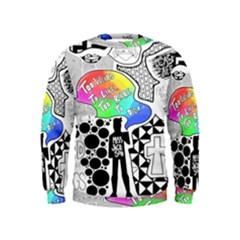 Panic ! At The Disco Kids  Sweatshirt by Samandel