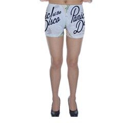 Panic At The Disco Beautifull Floral Skinny Shorts