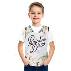 Panic At The Disco Beautifull Floral Kids  Sportswear
