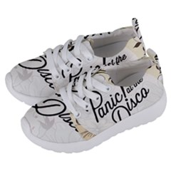 Panic At The Disco Beautifull Floral Kids  Lightweight Sports Shoes by Samandel