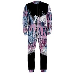 Panic At The Disco Art Onepiece Jumpsuit (men)
