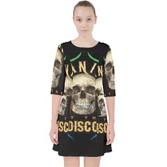 Panic At The Disco Poster Pocket Dress