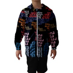 Panic At The Disco Northern Downpour Lyrics Metrolyrics Hooded Wind Breaker (kids) by Samandel