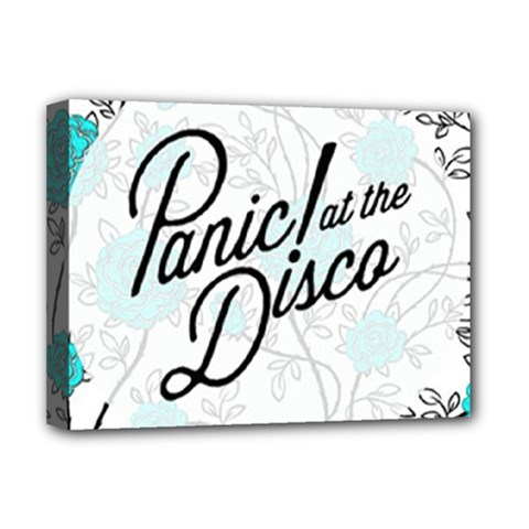 Panic At The Disco Quote Deluxe Canvas 16  X 12