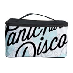 Panic At The Disco Quote Cosmetic Storage Case by Samandel