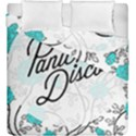 Panic At The Disco Quote Duvet Cover Double Side (King Size) View1