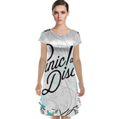 Panic At The Disco Quote Cap Sleeve Nightdress