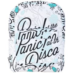 Panic At The Disco Quote Full Print Backpack by Samandel