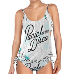 Panic At The Disco Quote Tankini Set