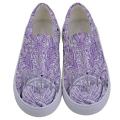 Panic At The Disco Kids  Canvas Slip Ons