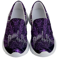 Panic At The Disco Kid s Lightweight Slip Ons by Samandel