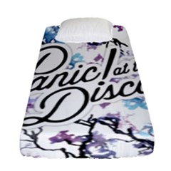 Panic! At The Disco Fitted Sheet (single Size) by Samandel