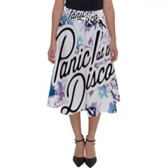 Panic! At The Disco Perfect Length Midi Skirt