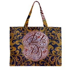 Panic! At The Disco Zipper Mini Tote Bag by Samandel