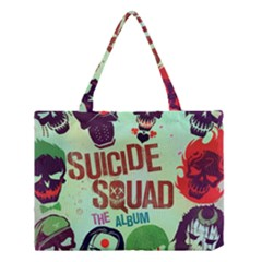 Panic! At The Disco Suicide Squad The Album Medium Tote Bag by Samandel