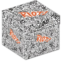 Paramore Is An American Rock Band Storage Stool 12   by Samandel