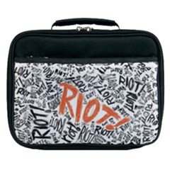 Paramore Is An American Rock Band Lunch Bag by Samandel