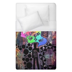 Panic! At The Disco Galaxy Nebula Duvet Cover (single Size) by Samandel