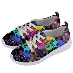 Panic! At The Disco Galaxy Nebula Women s Lightweight Sports Shoes by Samandel