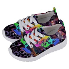 Panic! At The Disco Galaxy Nebula Kids  Lightweight Sports Shoes by Samandel