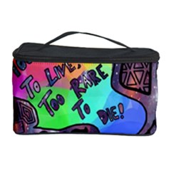 Panic! At The Disco Galaxy Nebula Cosmetic Storage Case by Samandel