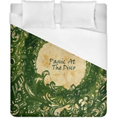 Panic At The Disco Duvet Cover (california King Size)