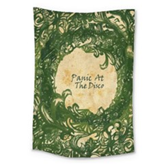 Panic At The Disco Large Tapestry by Samandel