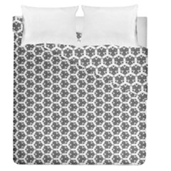 Abstract Shapes Duvet Cover Double Side (queen Size) by jumpercat