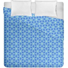 Fresh Tiles Duvet Cover Double Side (king Size)