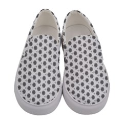 Abstract Pattern 2 Women s Canvas Slip Ons