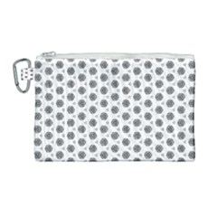 Abstract Pattern 2 Canvas Cosmetic Bag (large) by jumpercat