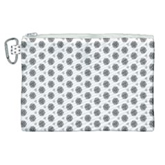 Abstract Pattern 2 Canvas Cosmetic Bag (xl) by jumpercat