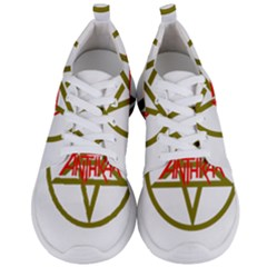 Anthrax Band Logo Men s Lightweight Sports Shoes