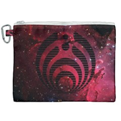 Nectar Galaxy Nebula Canvas Cosmetic Bag (xxl)