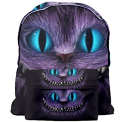 Cheshire Cat Animation Giant Full Print Backpack