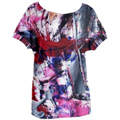 Combat Trans 3 Women s Oversized Tee by bestdesignintheworld