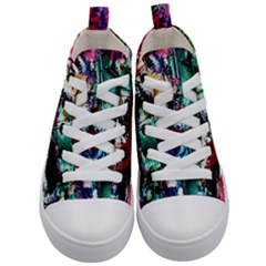 Combat Trans 4 Kid s Mid Top Canvas Sneakers