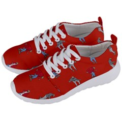 Drake Ugly Holiday Christmas Men s Lightweight Sports Shoes by Samandel