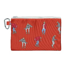 Drake Ugly Holiday Christmas Canvas Cosmetic Bag (large) by Samandel