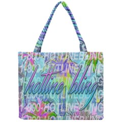 Drake 1 800 Hotline Bling Mini Tote Bag by Samandel
